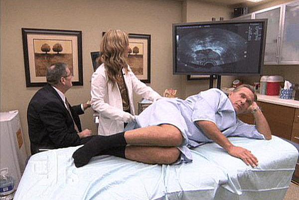 проведение узи сканирования предстательной железы