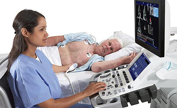проведение узи сканирования сердца
